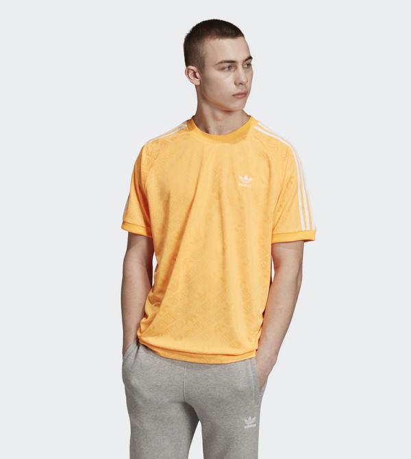 Monogram Jersey - Orange