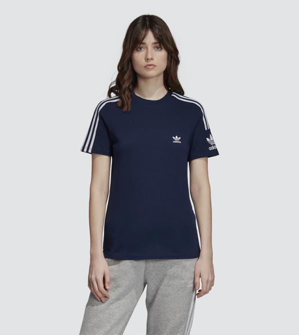 3-Stripes Tee - Blue