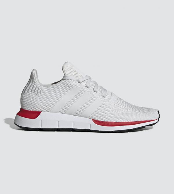Swift Run Shoes-White
