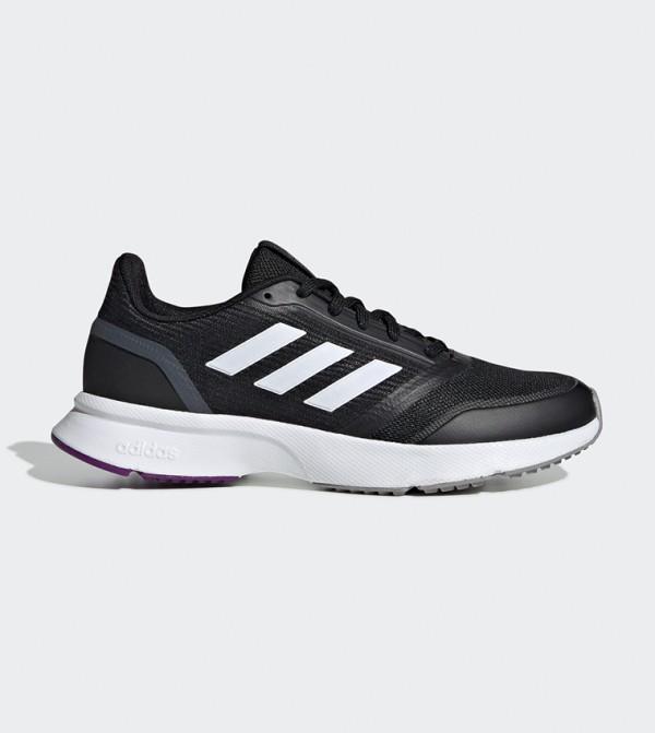 Nova Flow Shoes-Core Black/Ftwr White/Light Granite