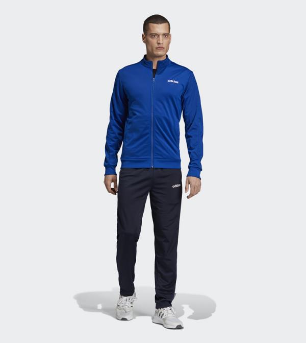 Basics Track Suit - Blue
