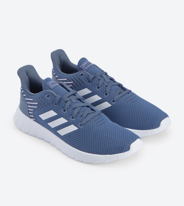 Asweerun Low Ankle Running Shoes Blue F36341