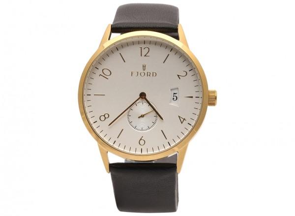 Fj-3014-04 White Watch