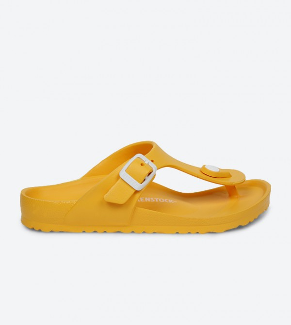 Gizeh Sandals - Yellow