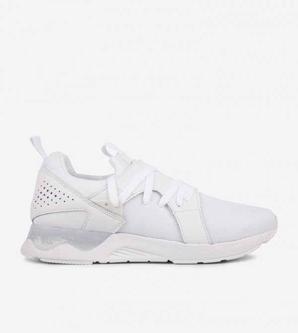 check out b5ecf 2f93b Gel-Lyte V Sanze Lace-Up Sneakers - White H8H4L