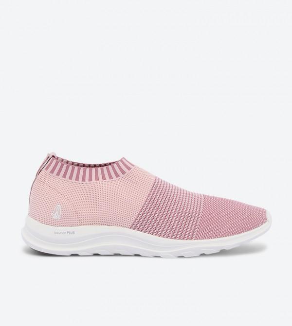 حذاء كاسيدي سهل الإرتداء بلون زهري