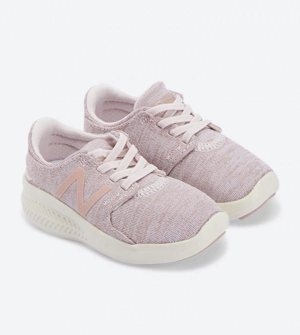 huge discount 2ed88 2a4f1 FuelCore Coast v3 Lace-Up Infant Sneakers - Pink