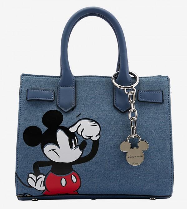 حقيبة يد من مجموعة ديزني بلون أزرق