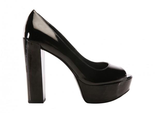 Clara Black Footwear