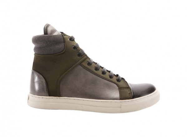 Double Header Forest Footwear