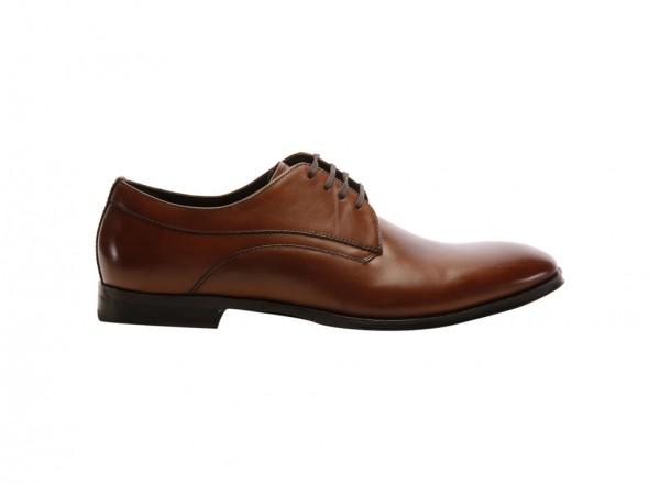 Mile-Age Cognac Footwear