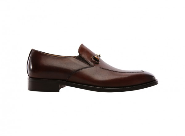 Noble Title Tan Loafers