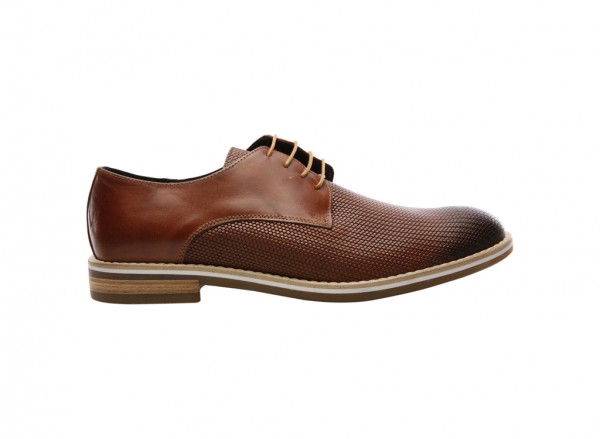 In The Loop Brown Lace-Ups