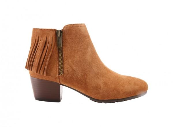 Pil-Ates Toffee Footwear