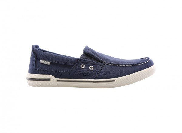 Fasten Ur Anchor Navy Loafers