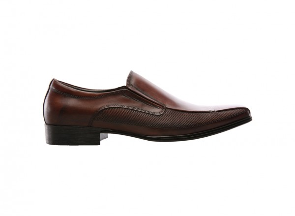 Rave Review Brown Loafers