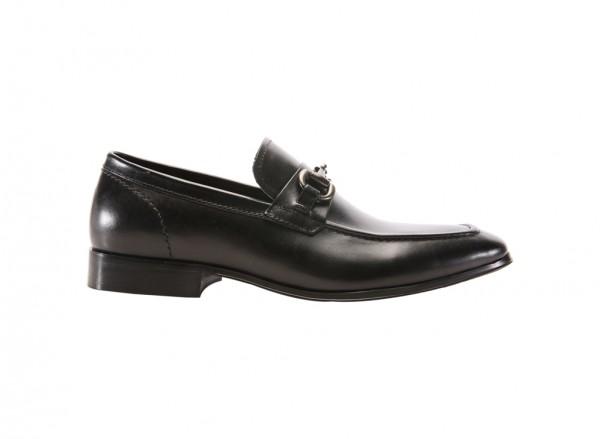 Black Loafers-KCSMS6LE021