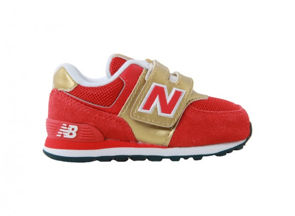 574 Red Sneakers And Athletics-KG574C7I