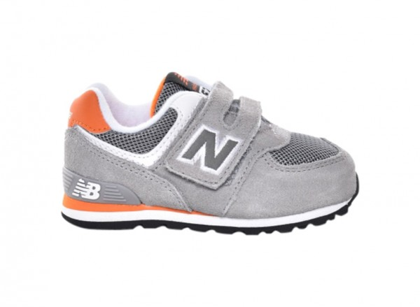 574 Grey Sneakers-KG574P1I