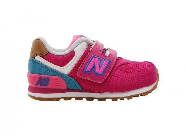 574 Pink Sneakers