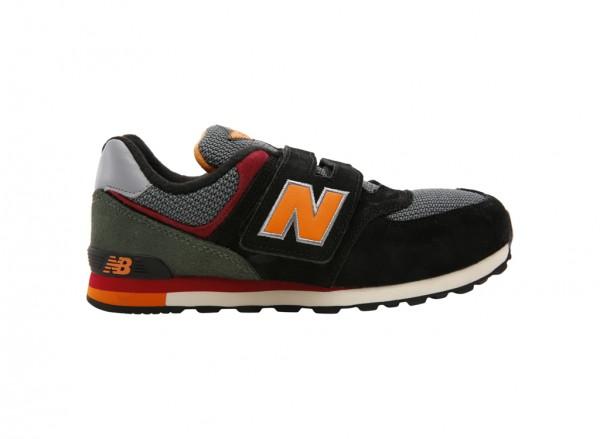 574 Black Sneakers And Athletics-KV574K4Y
