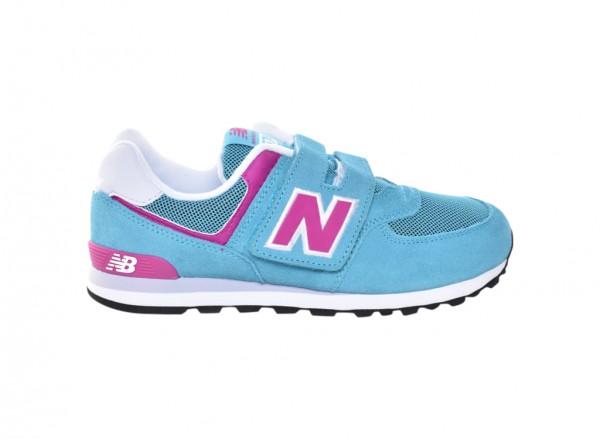 574 Blue Sneakers-KV574P3Y