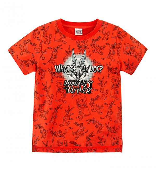 T-Shirt S/S-Red