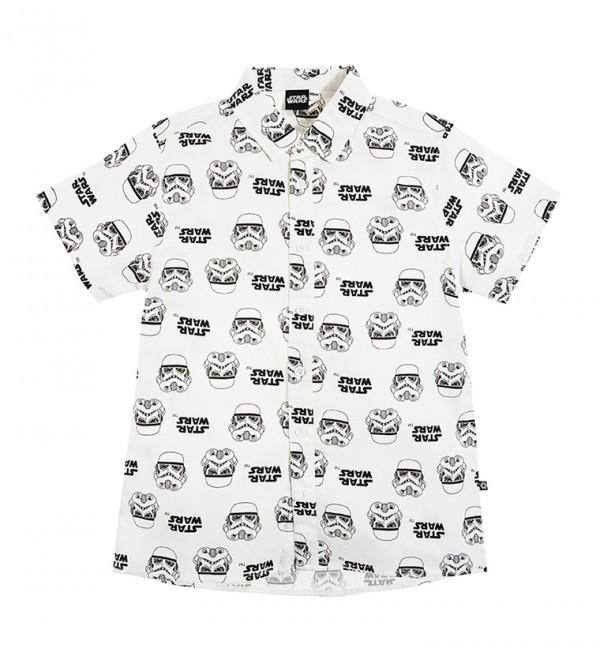 Shirt Short Sleeve - White