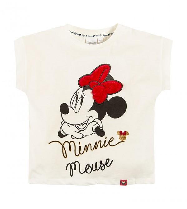 T-Shirt S/S-White