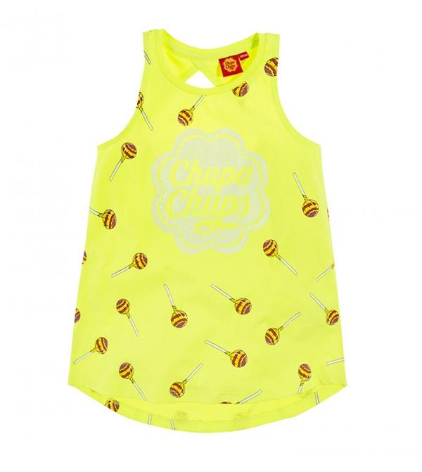 T-Shirt N/S - Yellow
