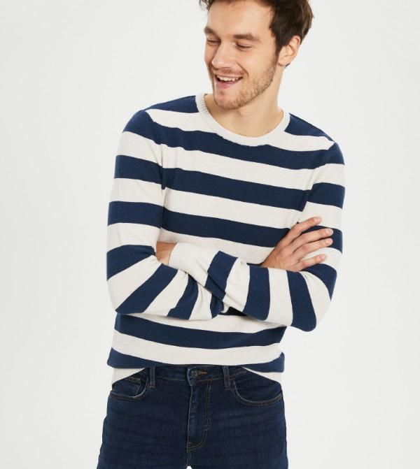 Knitwear Pullover - Navy