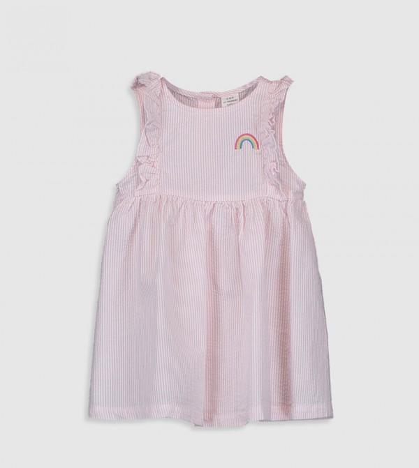 Newborn Set - Pink Striped