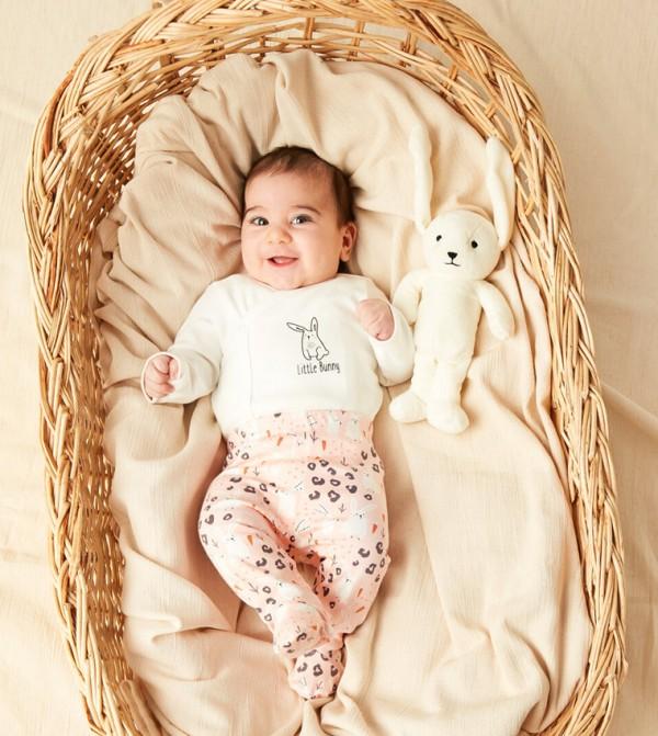 First Needs Of Newborn - Ecru