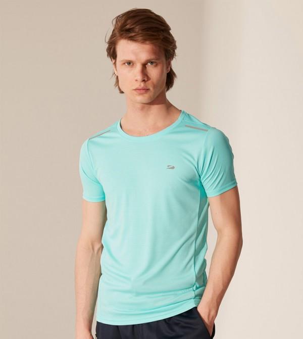 Jersey Body Tshirt Short Sleeves Active Sport - Dark Navy