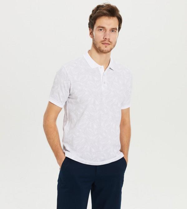 Jersey Body Tshirt Short Sleeves - Bright White