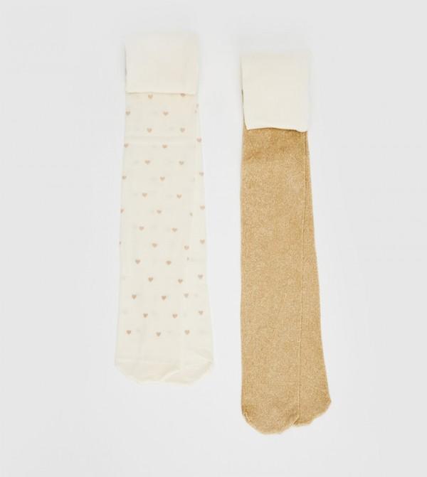 Socks Other - Ecru