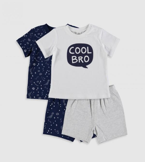 Pyjamas - Optic White
