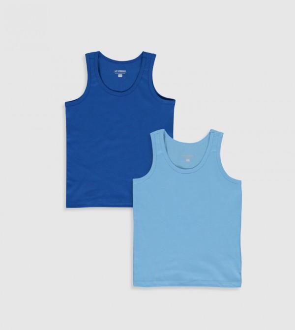 Tops - Mid Blue