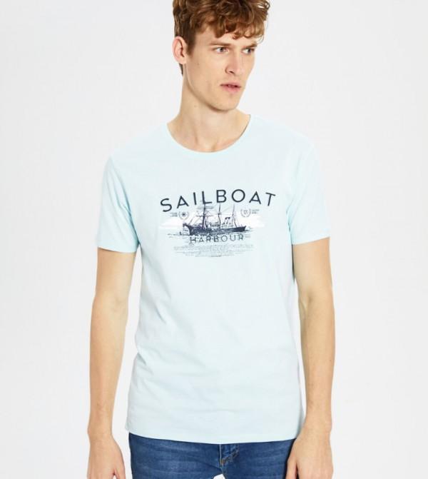 Jersey Body Tshirt Short Sleeves - Pastel Mint