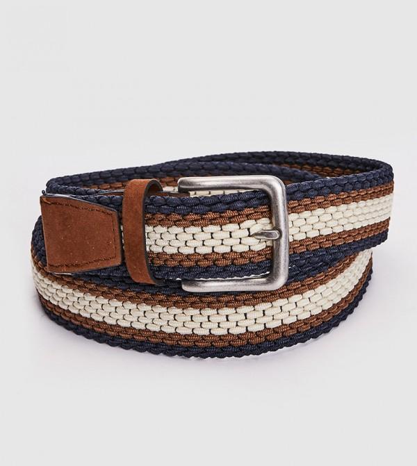 Striped Belt -Multi