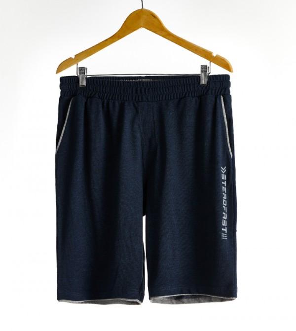 Male Thin Shorts-Indigo