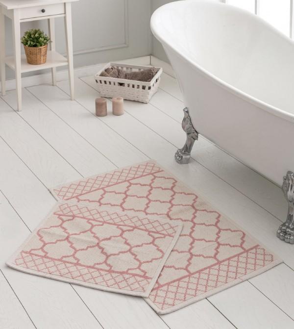 Bath Mat-Pink