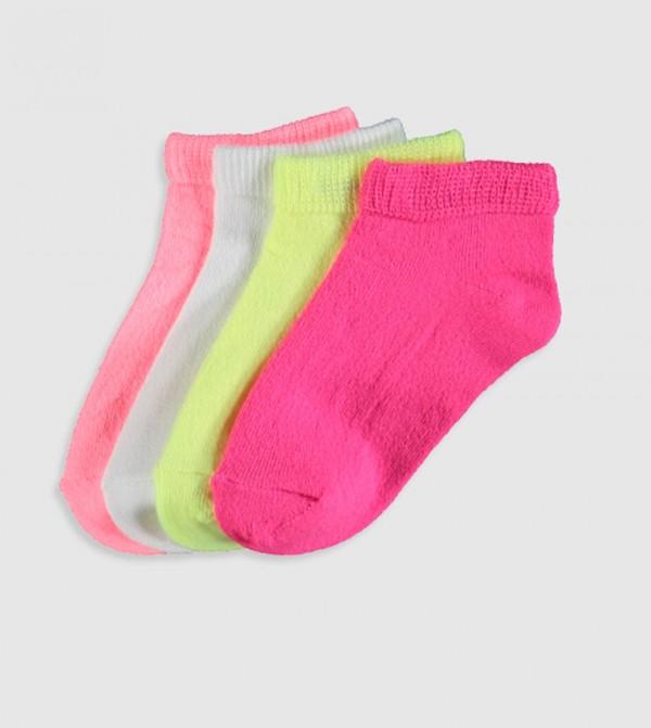 Socks Trainer Liner - Pink