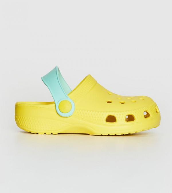 Sandals -Yellow
