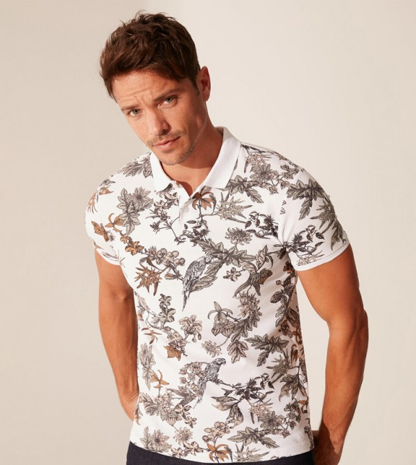 Jersey Body Tshirt Short Sleeves - Mix Printed