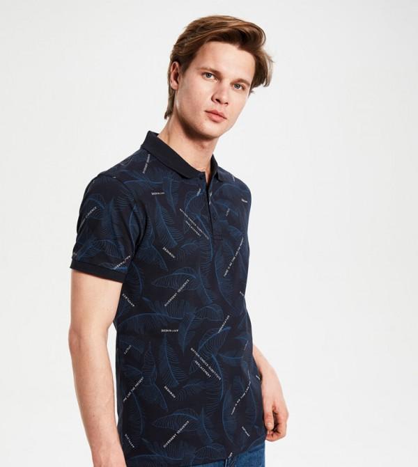 Jersey Body Tshirt Short Sleeves - Dark Navy