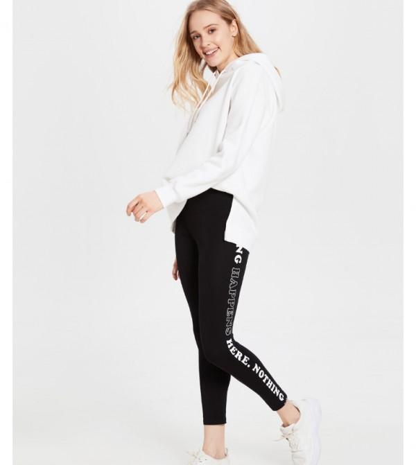 جيرسي الملابس الداخلية - أسود جديد