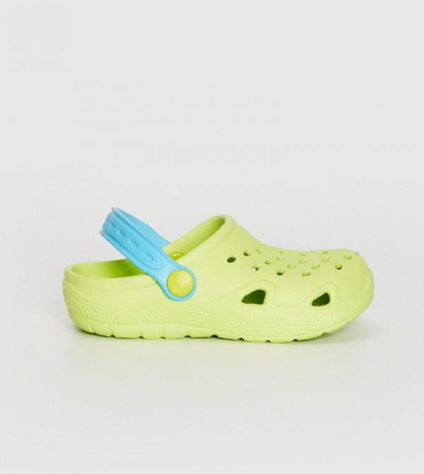 Sandals-Green