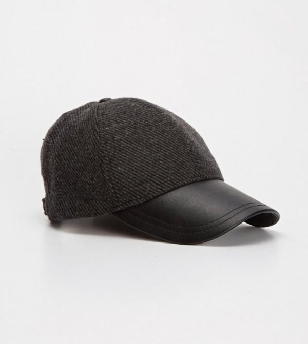 Stamp Hat-Anthracite