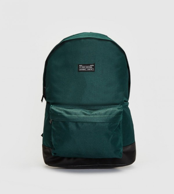 Backpack-Mid Green